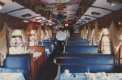 Interior of Protea Saloon 219 Knysna December 1984